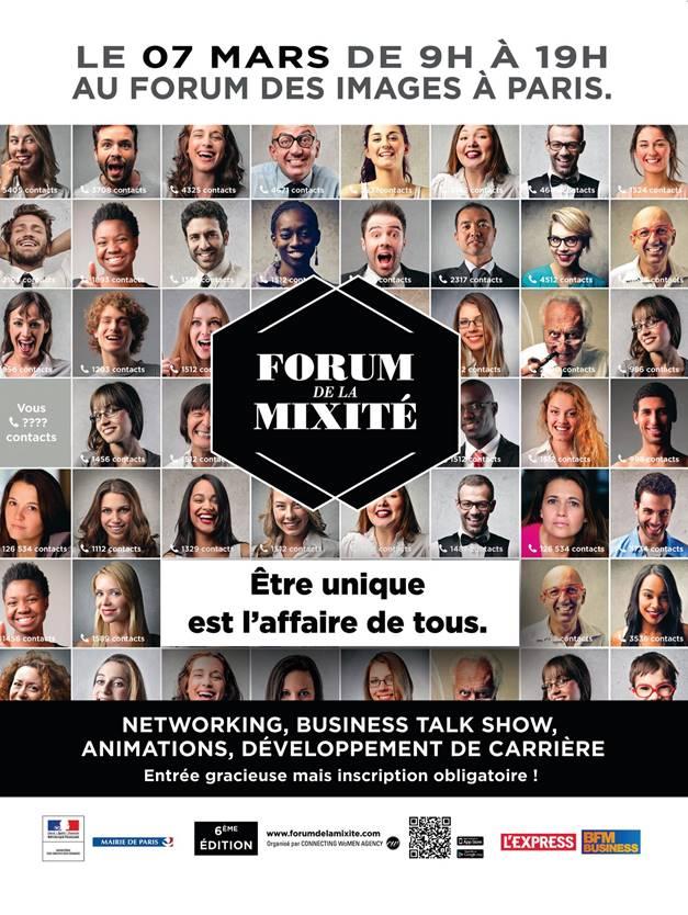 Forum Mixite 7 mars 2016